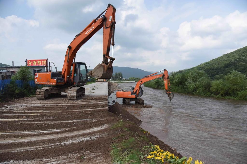 黑龙江省洪涝灾害致75.79万人受灾