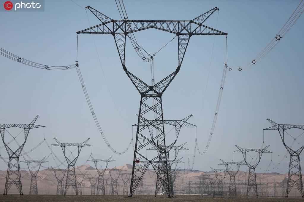 敦煌建成全国最大百万千瓦级光伏发电基地 年发电小时数达5000小时以上【6】