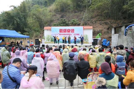 广西:文化服务上山下乡  脱贫