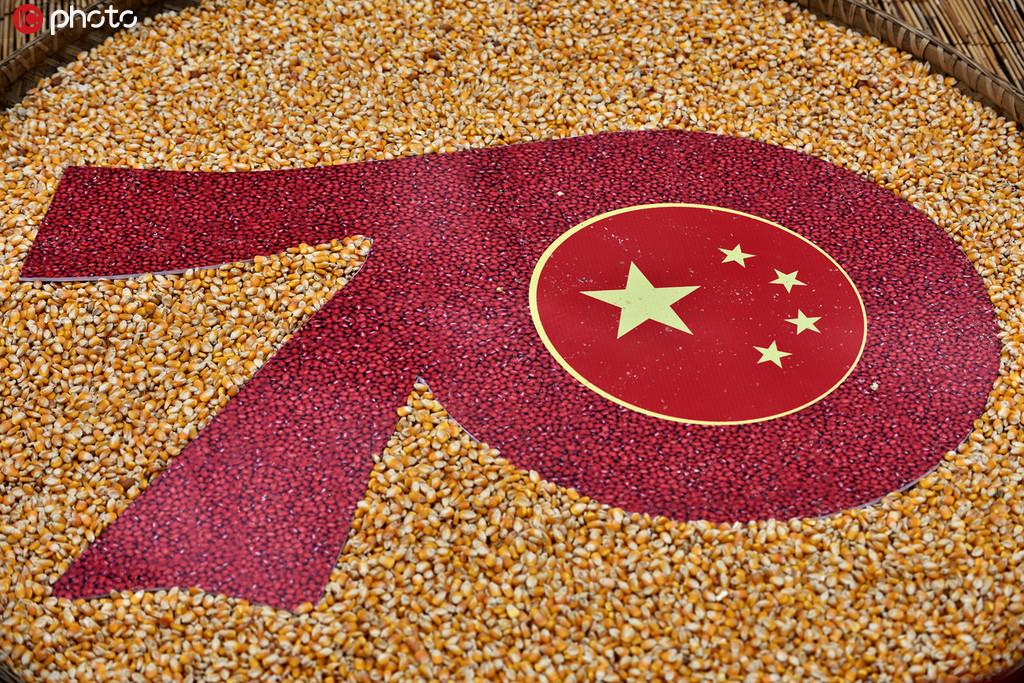2019年9月10日报道,近日,重庆涪陵农民丰收节在红酒小镇举行,当地民众把自己家里收成的玉米、辣椒、南瓜、冬瓜等农作物和一些平日常用的农具进行集中展示,吸引不少参加活动的嘉宾参观、购买。