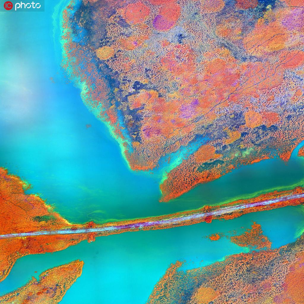 你没见过的地球奇景 色彩斑斓美如油画