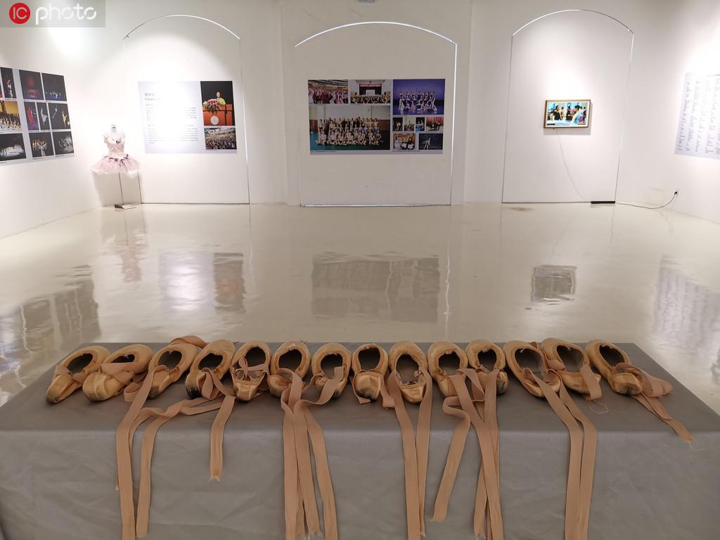 中央芭蕾舞团建团60周年纪念特展在武汉展出