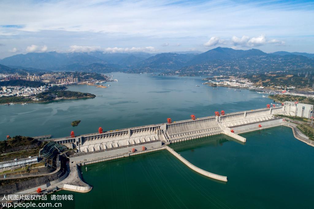 三峽蓄水有力保障綜合效益發揮
