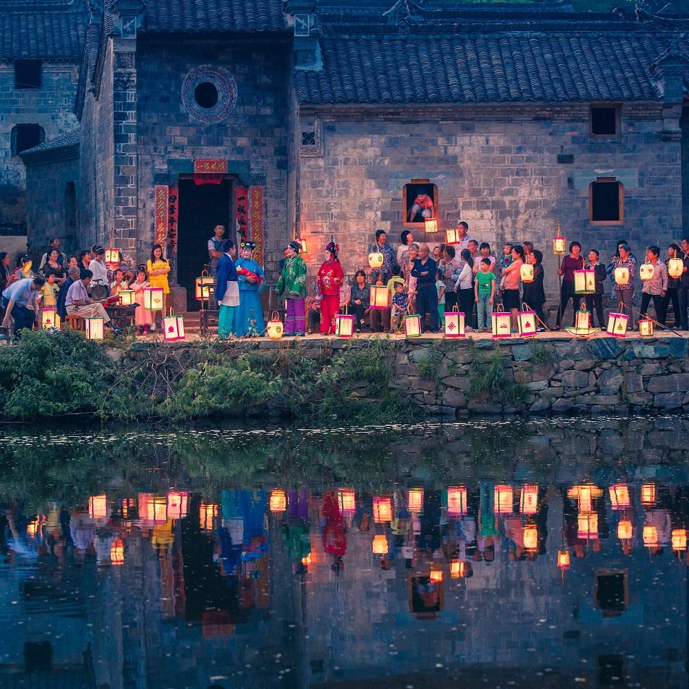 10.17 7版丁李湾村人气旺了(70年,共同走过・大国小家栏目)蒋仑 影像中国