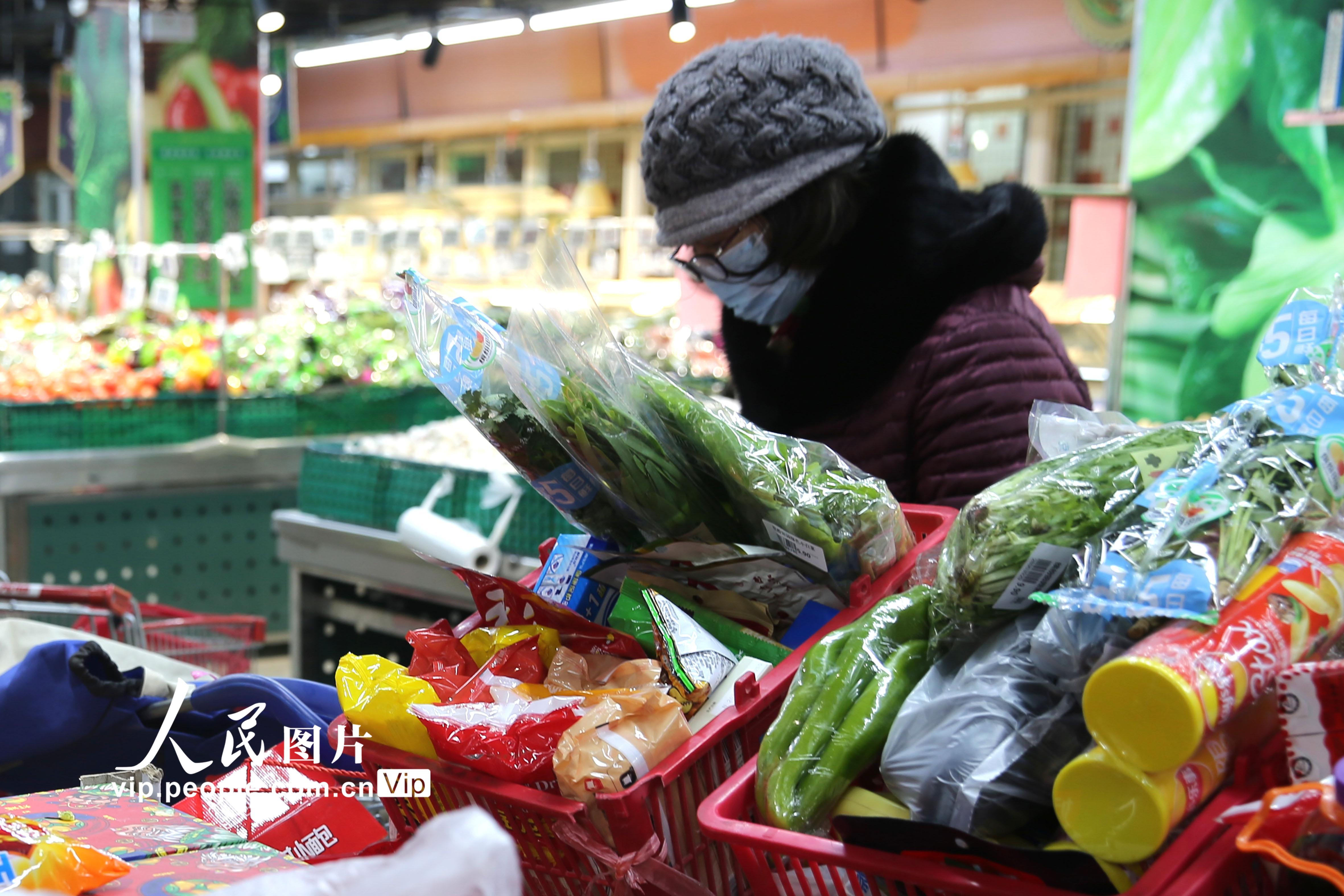 """北京:备足""""菜篮子"""" 保障市民需求"""