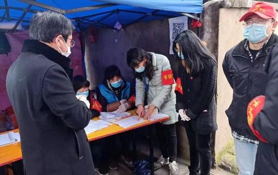 杭州富阳盘龙山社区:创作防疫动漫助企返岗复工