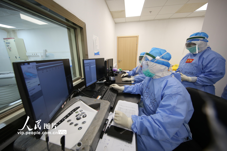 军队支援湖北医疗队:不断推进放射诊断作用