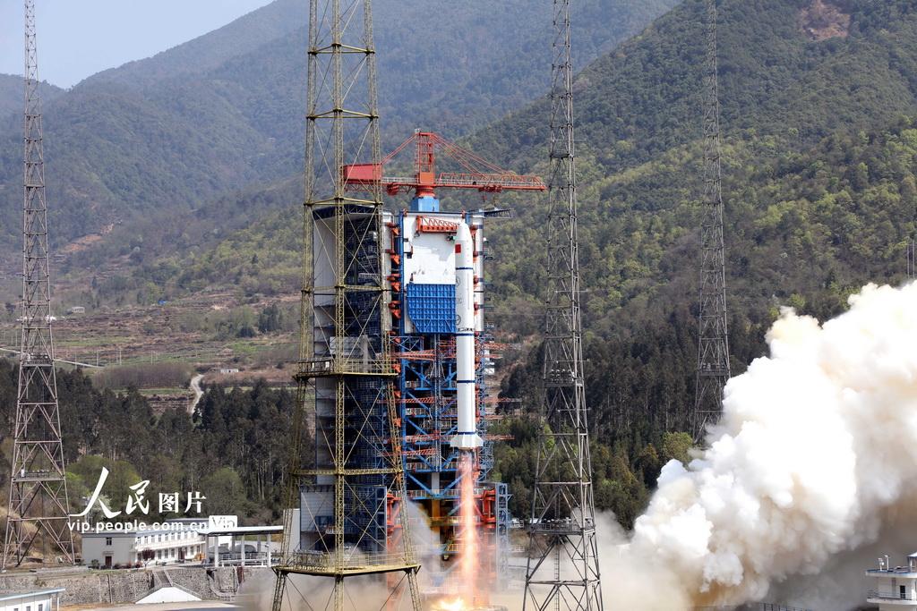 我国成功发射遥感三十号06组卫星【5】