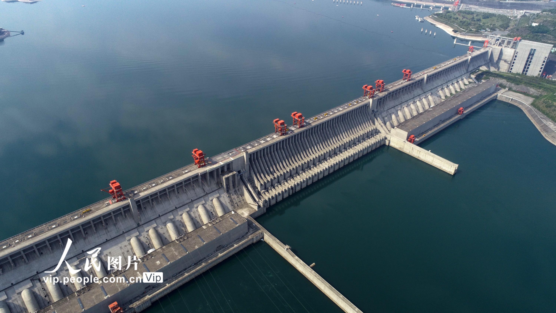 三峡一季度为下游补水九十五亿立方米