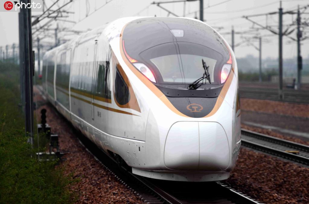 """河南洛阳正式步入""""复兴号""""列车时代 去北京只需要3时14分"""
