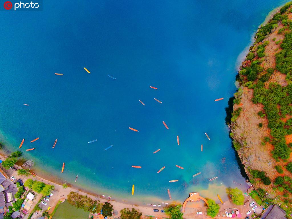 夏季的泸沽湖 美到惊艳了时光【3】