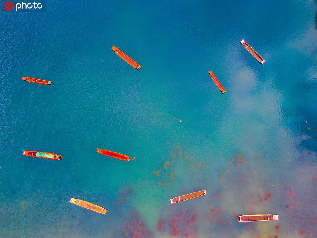 夏季的泸沽湖 美到惊艳了时光