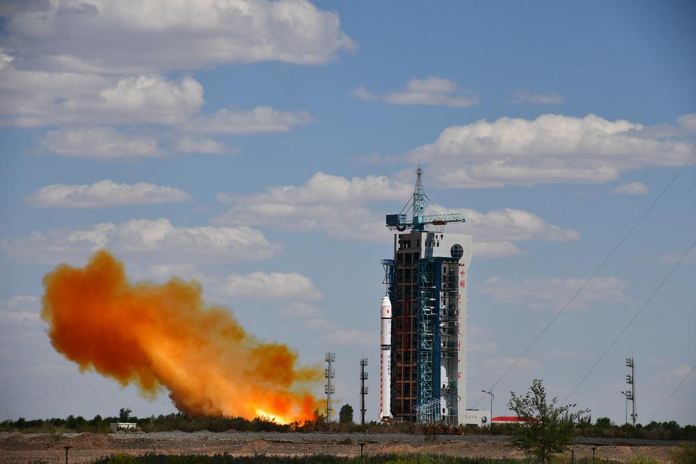 高分九号03星发射成功 搭载发射皮星三号A星、和德五号卫星