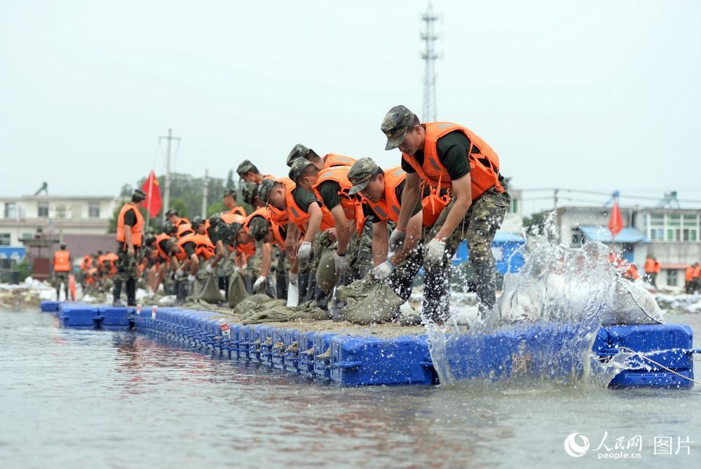 安徽芜湖:决战水家楼