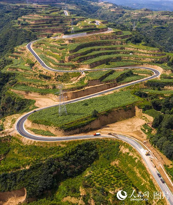 河南三门峡:筑牢沿黄生态安全屏障 荒坡变梯田绿毯铺两岸【6】