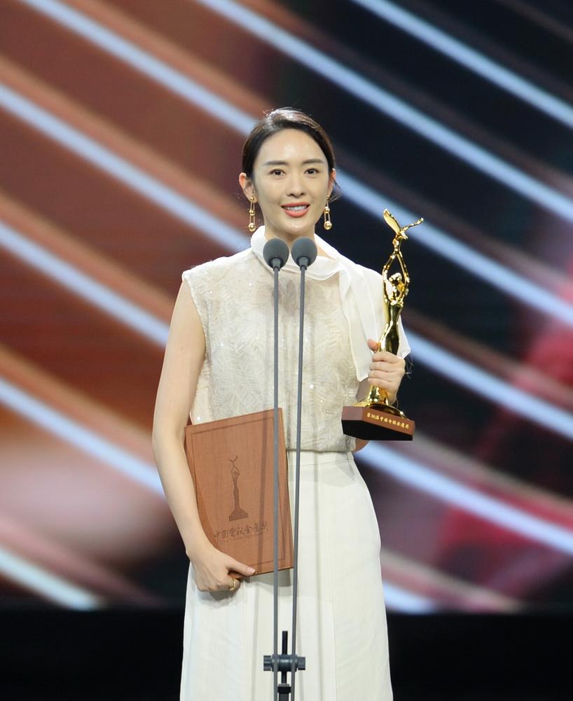 10月18æ—¥,ç«¥瑶å‡-借《大江大æ23》èŽ・得最ä½3å¥3演员奖。