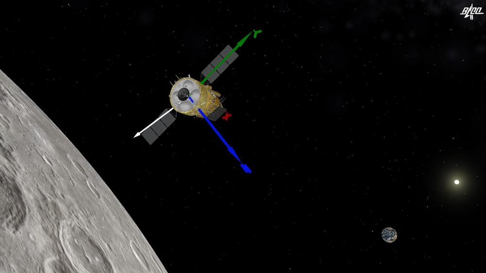 嫦娥五号探测器再次实施