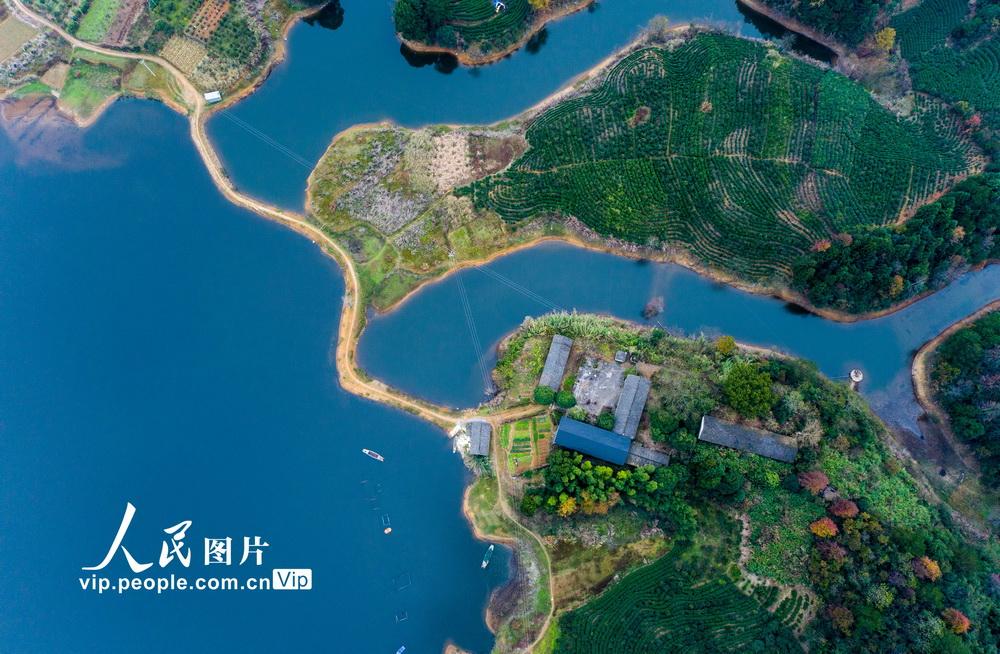 浙江杭州:多彩千岛湖