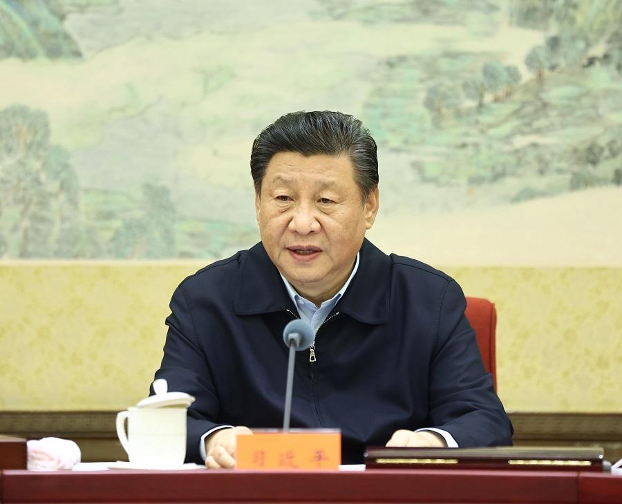 中共中央政治局召开民主生活会 中共中央总书记习近平主持会议并发表重要讲话