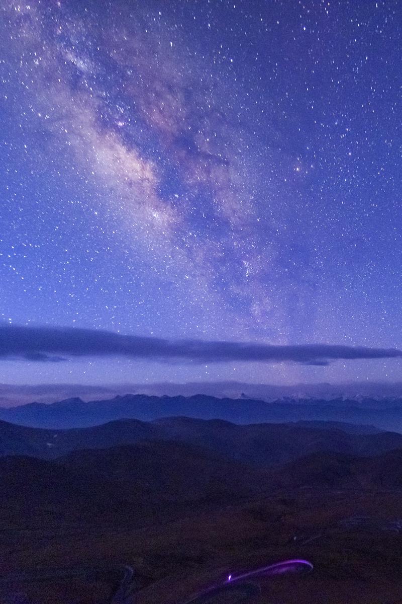珠峰之上星空闪耀【2】