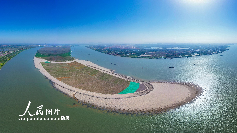 长江武汉至安庆段6米水深航道全线贯通【4】