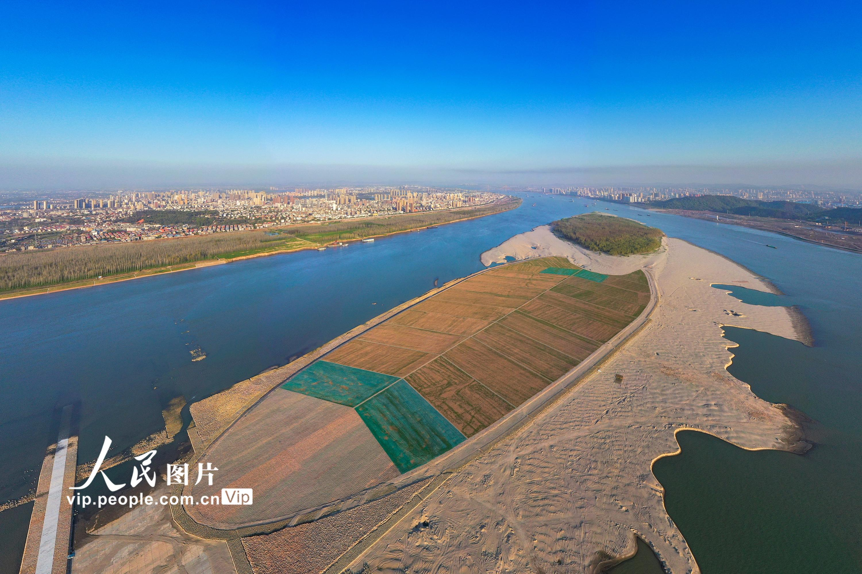 长江武汉至安庆段6米水深航道全线贯通【2】