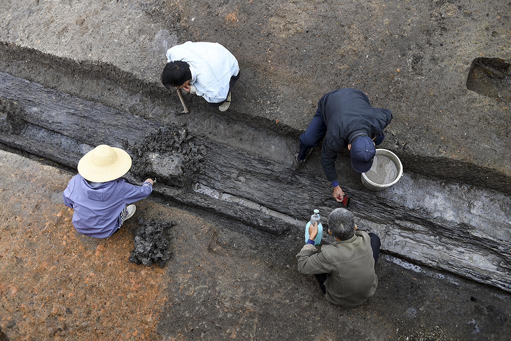湖南鸡叫城遗址考古:揭露史前完整木构建筑基础【4】