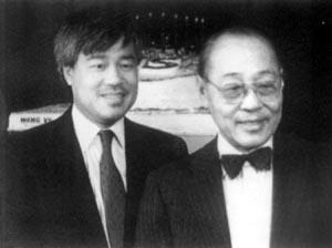 1920年2月7日:华裔电脑巨人王安诞辰--图片--
