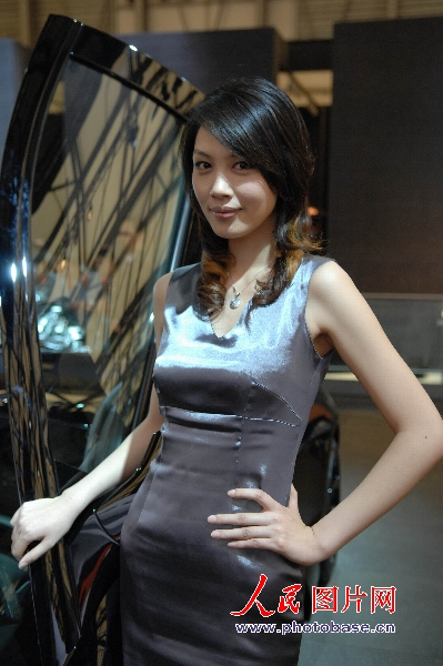 上海车展开幕在即 多款靓车尤抱琵琶高清图片
