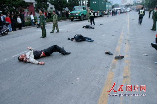 江苏省连云港市中山路上发生的特大交通事故现