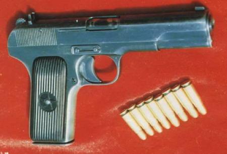 54式手枪 (2)--图片--人民网