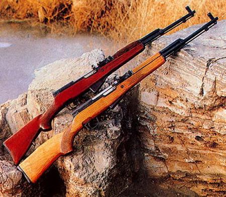 56式半自动步枪