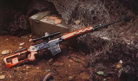 79式狙击步枪