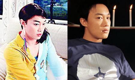 香港明星男扮女装造型大搞怪 29