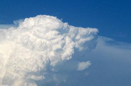 云朵折纸步骤图解