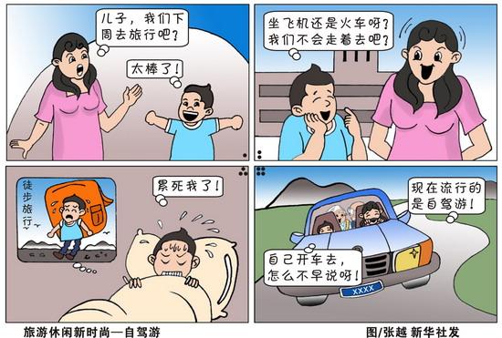 旅游漫画_下一站系列旅游漫画新鲜登场