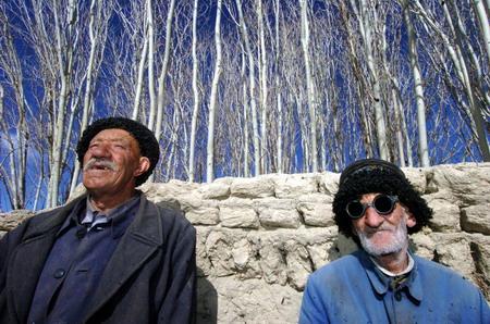 新疆塔吉克族的 彩色之冬