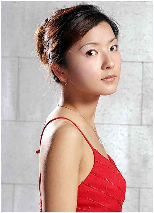 组图:中国体坛十大单身美女  图片