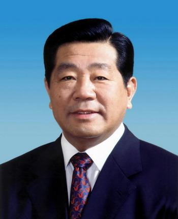 第十一届全国政协领导名单,简历图片