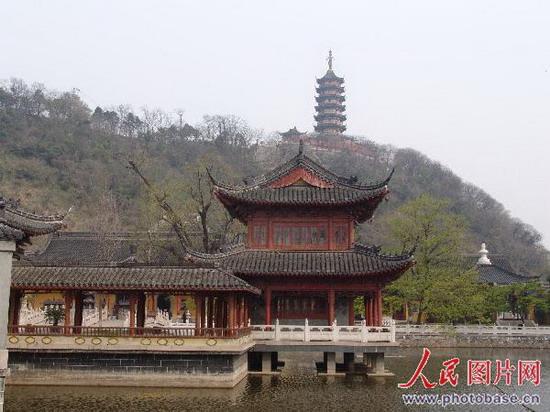 组图:江苏镇江金山寺 (3)