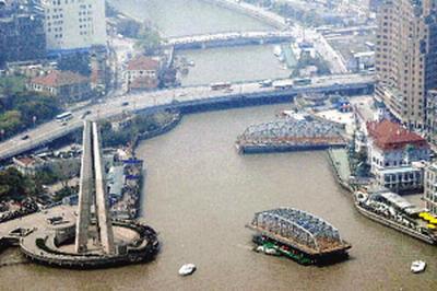 外白渡桥(共10篇)