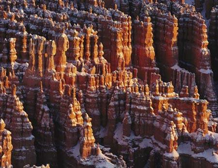 世界八大奇异天然岩石【图文】 - 蝴蝶 - 一日一生