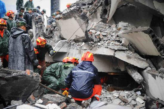 汶川,这些图片让你心灵再次地震 - 太极城人 - 天南地北太极城人