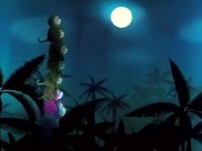 猴子捞月 (5)