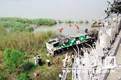 行驶至宁通高速公路扬州境内