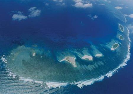 中国最美的十大海岛--西沙群岛