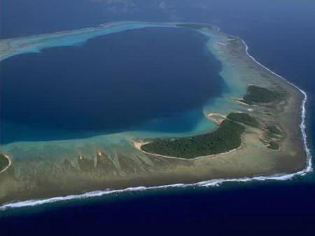 中国最美的十大海岛--南沙群岛