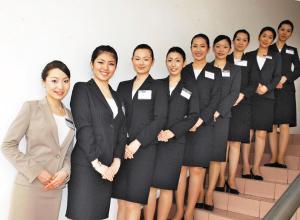 33名日本美女南航当空姐--图片--人民网