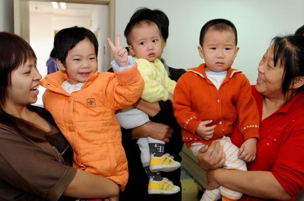 組圖:愛心救助貧困兒童