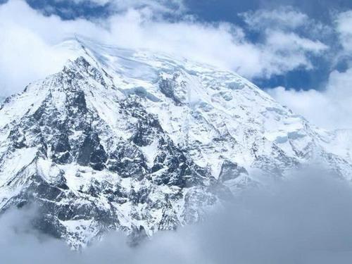 印度名山风景图片